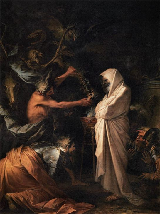 the-shade-of-samuel-appears-to-saul-1668